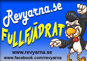 """Revyarna i Torsås """"FULLFJÄDRAT"""" 21/1-"""