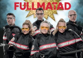 "Kalmarsundsrevyn ""Fullmatad"" 31/12 – 11/2"