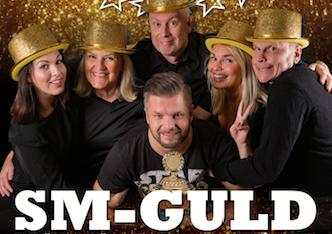 """Strängnäsrevyn """"SM-guld"""" 31 jan – 17 feb"""
