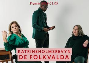 """Katrineholmsrevyn """"De folkvalda"""", 5/1 – 2/2"""