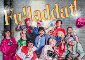 """Torslandarevyn """"Fulladdat!"""", 26/1 – 23/2"""