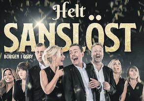 """Osbyrevyn """"Helt sanslöst"""", 31/12 – 19/1"""