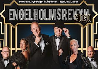"""Engelholmsrevyn """"Engelholmsrevyn 2020"""", 31 dec – 15 feb"""
