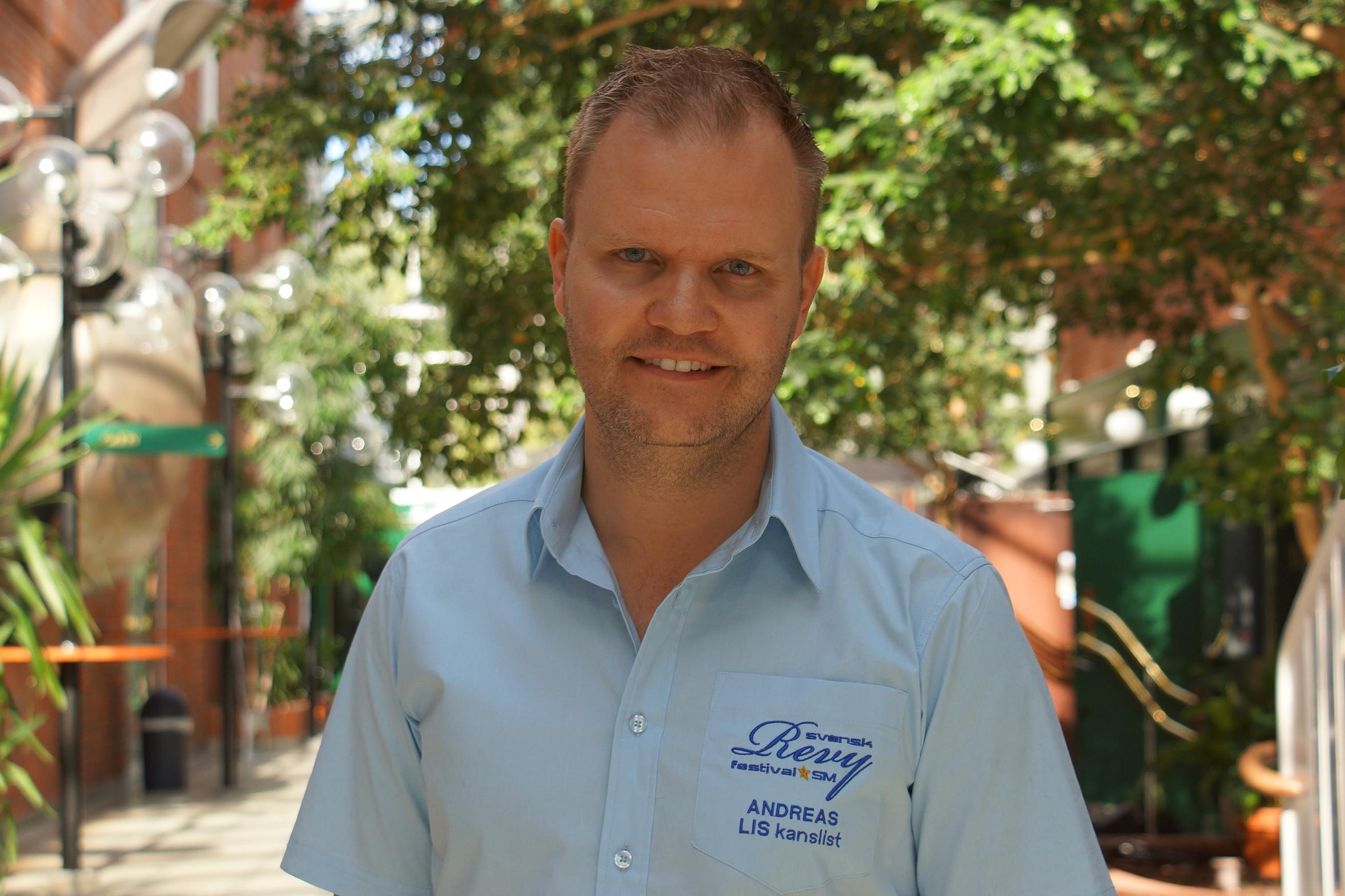 Andreas Zetterberg